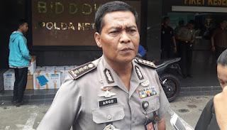 Polisi: Perampok di SPBU Daan Mogot Calon Kades di Lampung