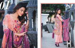 Pakistani Lawn Suits Amber by ANI Textiles