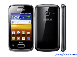 Samsung Galaxy Y Duos GT-S6102 Official Firmware