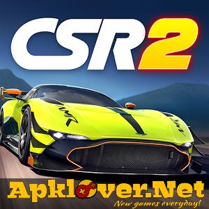 CSR Racing 2 MOD APK unlimited money