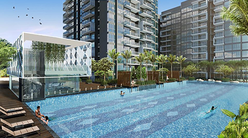 Signature at Yishun - Main Pool