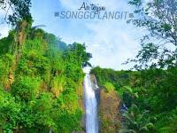 Wisata Air Terjun Songgolangit, Wisata Primadonanya Jepara
