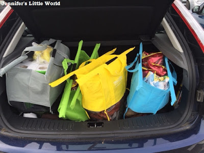 Review - Trolley Bags reusable shopping bags