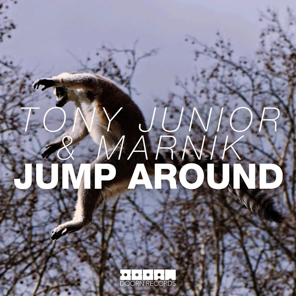 Tony Junior & Marnik - Jump Around - Single  Cover