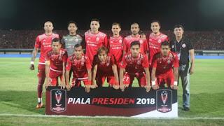 Daftar Pemain Persija Jakarta 2018-2019