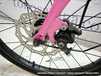 Sepeda Lipat Element Rock 2.0 Disc 20 Inci
