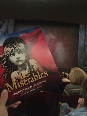 Les Misérables Queens theatre London
