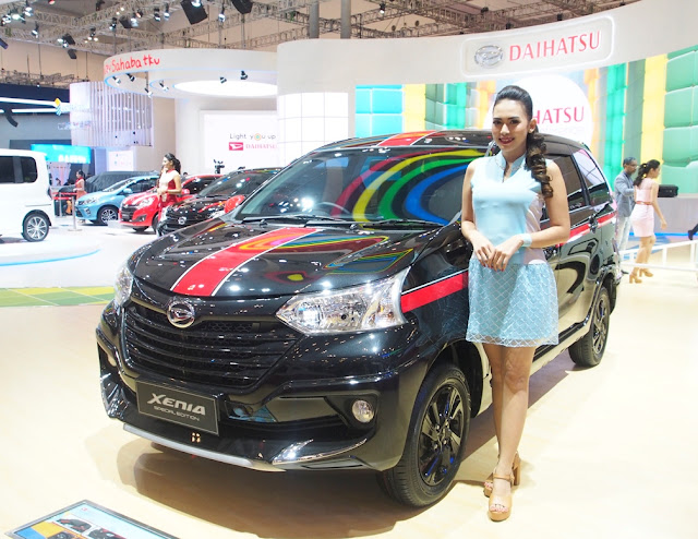 Daihatsu Xenia Special Edition