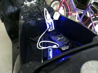 Tips Jitu!! Membuat Charger Hp Di Sepeda Motor