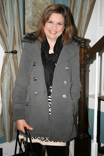 40efb1ae9 Amy s Creative Pursuits  Do You Think This Is a Military-Style Coat