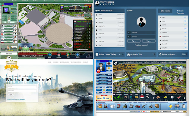 Daftar Game Online Penghasil Uang