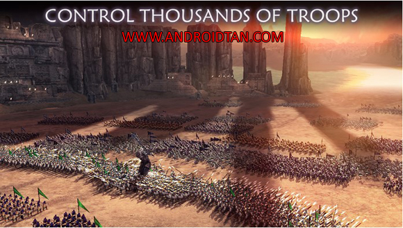 Dawn Of Titans Mod Apk + Data for Android