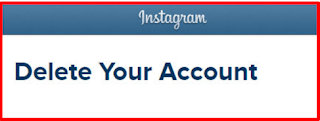How to Delete Your Instagram Account Forever