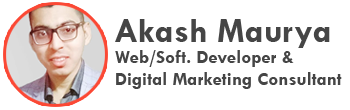 Digital Marketing & SEO Expert in Kanpur India | Akash Maurya