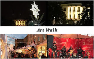 Art Walk - Holiday Market and National Christmas Tree