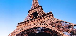 Treinreis naar Parijs