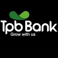 Job Opportunity at TPB Bank PLC , Senior Manager Insurance