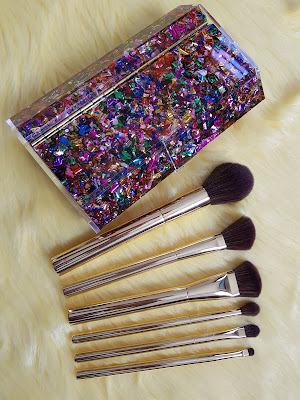Sephora Collection Glitter O'Clock Brush Set - www.modenmakeup.com