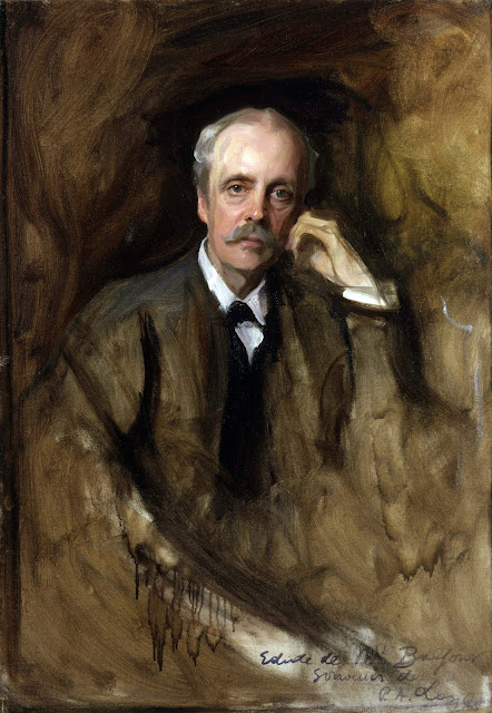 Arthur James Balfour, Philip Alexius de László, International Art Gallery, Self Portrait, Art Gallery, Portraits of Painters, Fine arts, Self-Portraits, Painter  Philip Alexius, Portrait of Arthur James Balfour de László