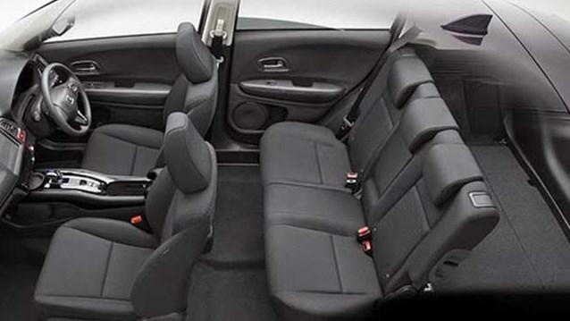 Charming 2019 Honda Hrv 1.8 Prestige Interior