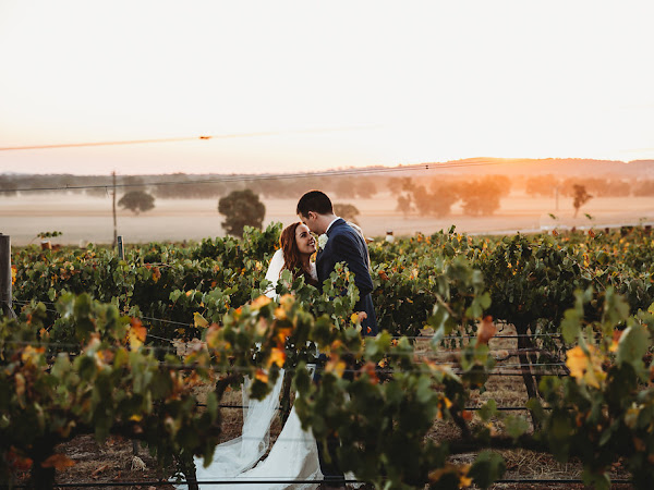 ➳ LAURA + JONO | MAGPIES NEST RUSTIC CHARM WEDDING