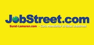 Cara Mendaftar di Situs Jobstreet Terbaru