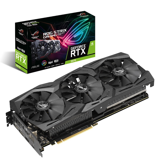 ROG Strix GeForce® RTX 2070