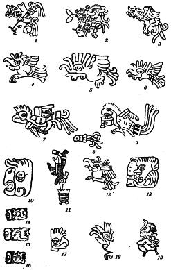 Quetzal Mayan Symbol American Indian...