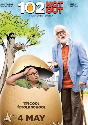 102 Not Out 2018 Hindi Movie 700Mb