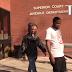 Lil Pump é liberado da prisão com tornozeleira eletrônica