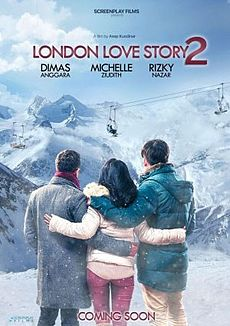 Bosbioskop London Love Story (2017)