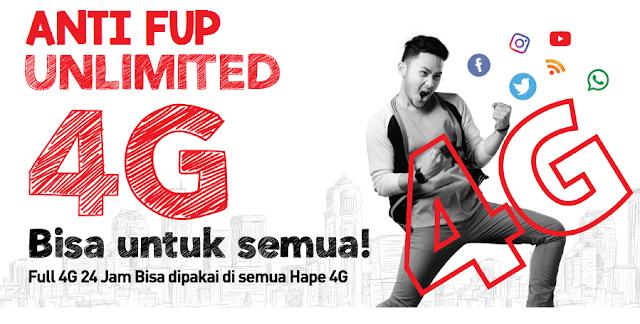 Trik Anti FUP Smartfren Unlimited Terbaru 2019