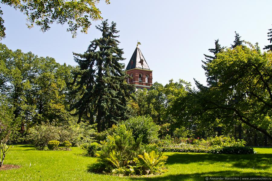 Тайницкий сад в Кремле | The Secret Garden