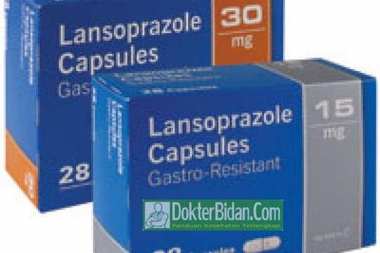 Lansoprazole Obat Sakit Maag Lambung - Dosis Dan Efek Sampingnya Untuk Kesehatan Dewasa dan Anak Anak