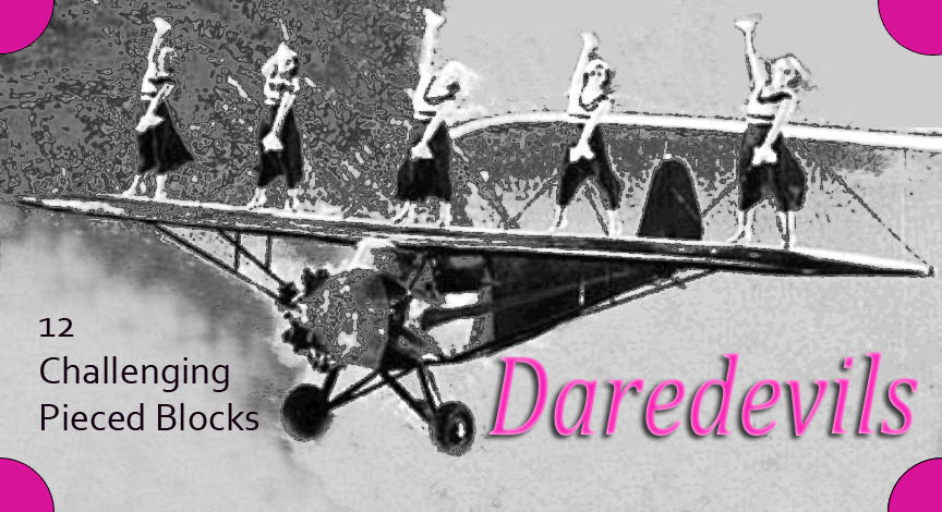 Daredevils Quilt Along: The Introduction