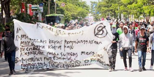 Cerita Pesatnya Perkembangan LGBT di Palu, dari Pesta Seks Hingga Pemilihan Miss Waria