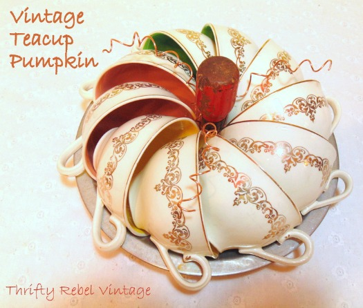 Vintage Charm October Feature of the Month