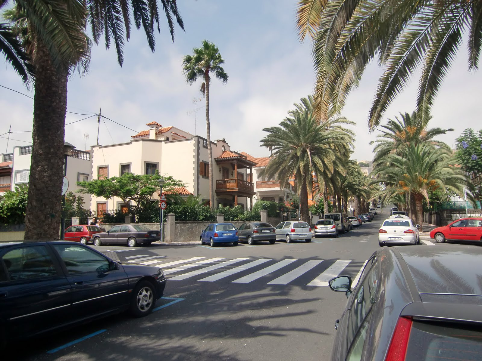 Canary islands photography arquitectura ciudad jardin for Barrio ciudad jardin
