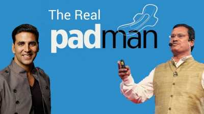Padman (2018) Hindi Movie Download 400mb HDRip
