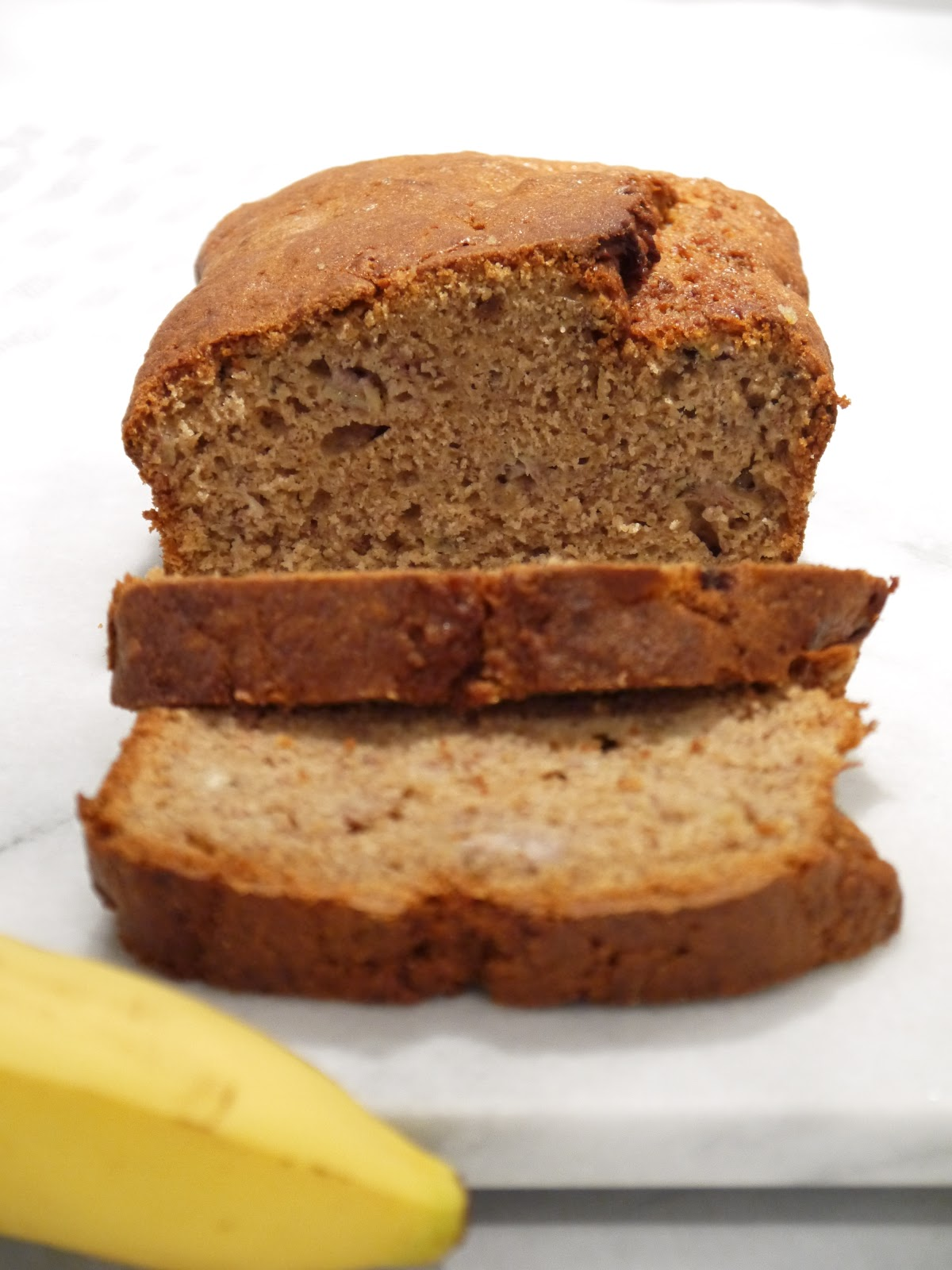 Best Banana Loaf Recipe The Betty Stamp