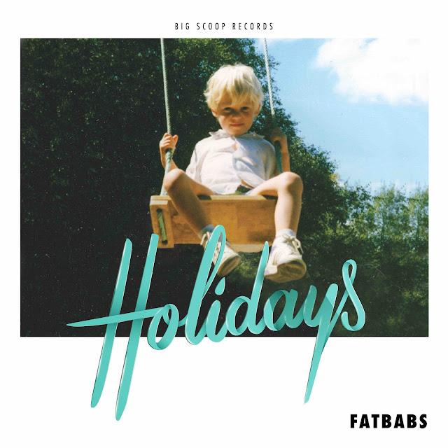 Fatbabs revient en fanfare ou plutôt en mix avec son nouvel EP Holiday