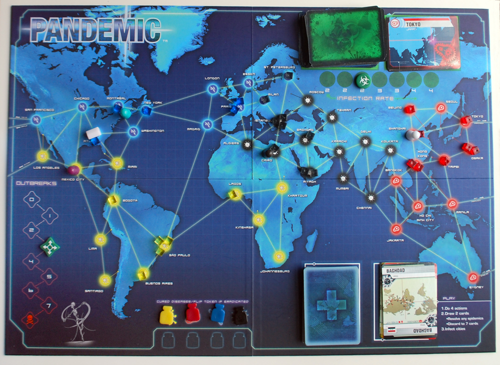 pandemic board game rules pdf