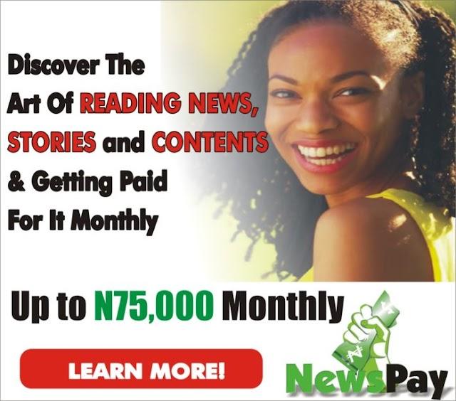 Make money online while reading news