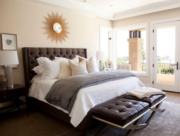 Dormitorios En Marron Y Beige Dormitorios Con Estilo - Dormitorios-beige