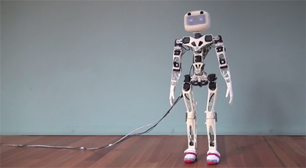 The Poppy project - Robots are powerful tools to learn