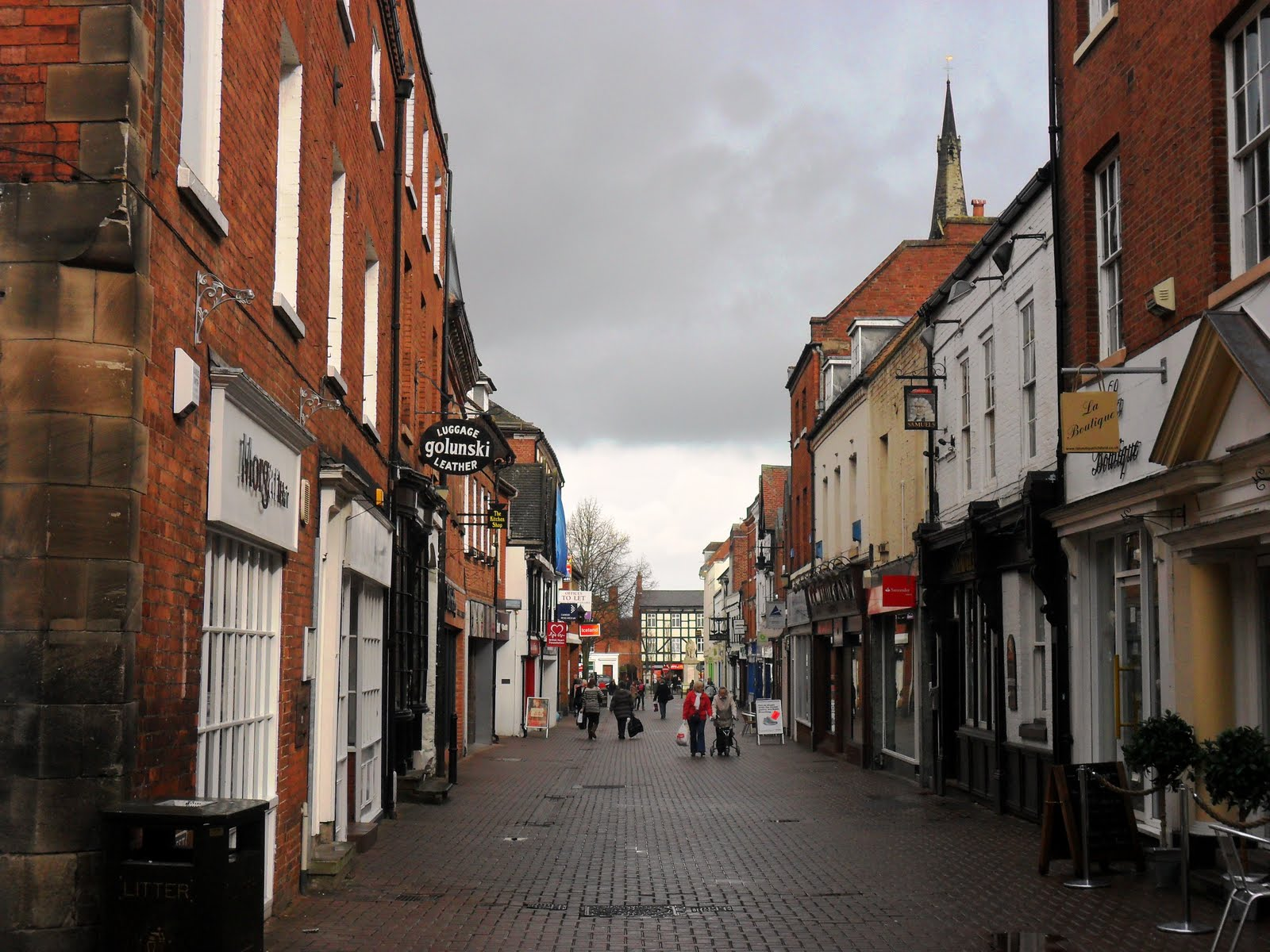 Comerford Family History: Comberford 13: The Comberford ... Market Street