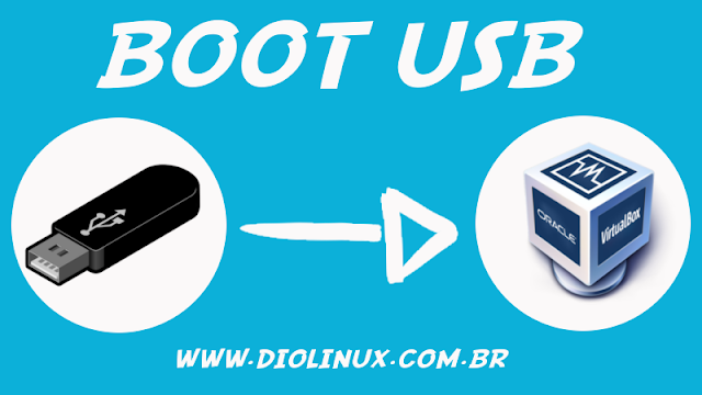 Testando pen drives no VirtualBox
