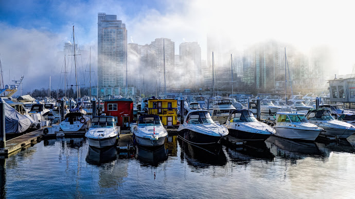 Wallpaper: Coal Harbour