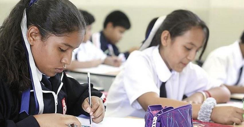 Sistema Educativo Nacional anuncia reforzamiento a los jóvenes desde mes de noviembre