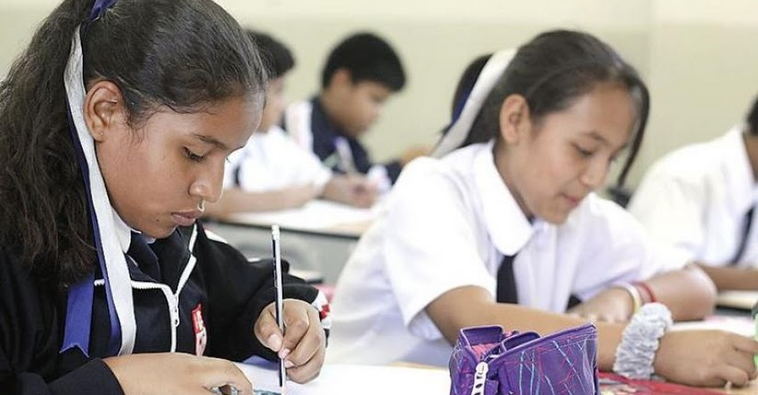 MINEDU lanza en octubre programa de reforzamiento para escolares de 5º de secundaria